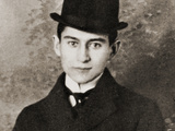 Portrait of Franz Kafka, 1910 Photographic Print