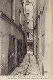 Postcard Depicting Old Paris Photographic Print