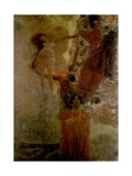 Allegory of Medicine Giclée-Druck von Gustav Klimt