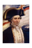 Captain James Cook Giclee Print