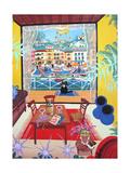 Capri, Italy, 2012 Giclee Print by Herbert Hofer