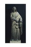 Sibyl Tiburtina, 1337-1341 Giclée-Druck von Andrea Pisano
