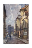 Church Street, Windsor Giclee Print by Charles Edwin Flower
