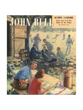 Front Cover of 'John Bull', July 1948 Giclee Print
