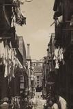 Street Scene, Malta Photographic Print