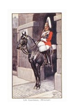 Life Guardsman Giclee Print by Ernest Ibbetson