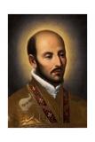 St Ignatius of Loyola Giclee Print
