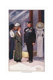 Commissionaire Giclee Print by Ernest Ibbetson