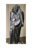 Monument to Honore' De Balzac Giclee Print by Auguste Rodin