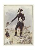 Battle of Nicopolis Giclee Print by Felicien Baron De Myrbach-rheinfeld