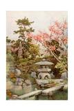 An Old Garden Giclee Print by Ella Du Cane
