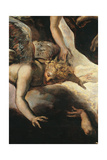 Erection of the Bronze Snake Giclee Print by Jacopo Robusti Tintoretto