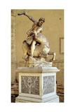 Hercules and Centaur Nessus Giclee Print by  Giambologna