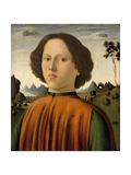 Portrait of a Boy, C.1476-1480 Giclee Print by Biagio D'Antonio
