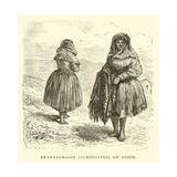 Chambermaids Giclee Print by Édouard Riou