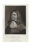 Admiral Penn Giclee Print by Sir Peter Lely