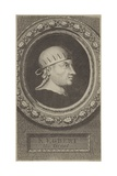 Egbert, King of Wessex Giclee Print by George Vertue
