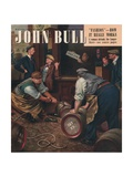 Front Cover of 'John Bull', October 1947 Giclee Print