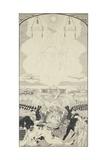Figures Giclee Print by Umberto Boccioni