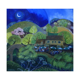 The Trout Inn, 2013 Giclee Print by Lisa Graa Jensen