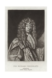 Sir Richard Chicheley Giclee Print by Sir Peter Lely