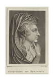 Gentleness and Benignity Giclee Print by Henry Fuseli