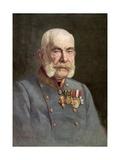 Franz Joseph I, Emperor of Austria Giclee Print