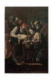 Presentation of Jesus in the Temple Giclee Print by Mattia Preti