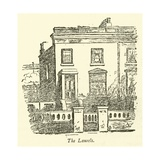 The Laurels Giclee Print by Weedon Grossmith