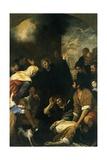 Miracle of Mason Giclee Print by Giovanni Andrea De Ferrari