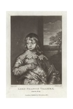 Lord Francis Villiers Giclee Print by Sir Anthony van Dyck