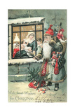 Christmas Card Giclee Print