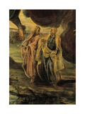 The Ascension Giclee Print by Jacopo Robusti Tintoretto