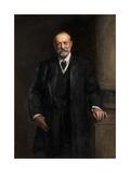 Clement Royds, Cb, 1908 Giclée-Druck von Hubert von Herkomer