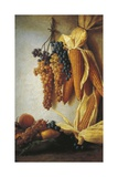 Autumn Products, 1881 Giclee Print by Giuseppe Falchetti