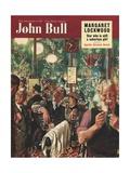 Front Cover of 'John Bull', January 1953 Giclee Print