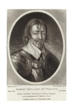 Robert Rich Giclee Print by Sir Anthony van Dyck
