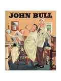 Front Cover of 'John Bull', April 1946 Giclee Print