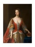 Bridget Domville, Daughter of Sir Thomas Domville Giclee Print by Enoch Seeman