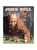 Front Cover of 'John Bull', April 1946 Giclee Print
