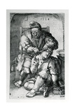 The Surgeon, 1524 Giclee Print by Lucas van Leyden