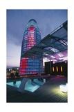 Torre Agbar Giclee Print