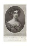 Frances Stuart Giclee Print by Sir Peter Lely