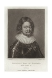 Frederick King of Bohemia Giclee Print by Sir Anthony van Dyck