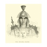 Inca Huayna Ccapac Giclee Print by Édouard Riou