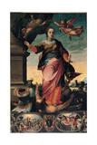 St Catherine of Alexandria, 1570 - 1611 Giclee Print by Il Sozzo