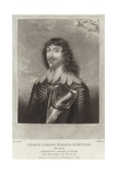 George Gordon Giclee Print by Sir Anthony van Dyck