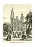Rosenborg Castle, Copenhagen Giclee Print