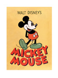 Mickey Mouse - Mickey Affiche