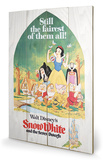 Snow White - Still The Fairest Znak drewniany